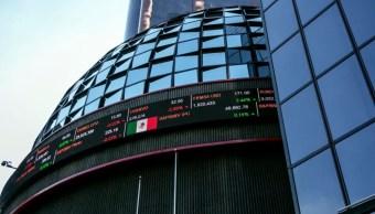 BMV rompe racha positiva por tensiones comerciales