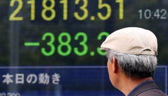 Bolsa de Tokio frena racha alcista, Bolsas de China pierden