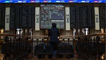 Bolsas europeas sufren altibajos ante inminentes aranceles