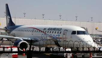Brasileña Embraer apoyará investigación accidente Aeroméxico