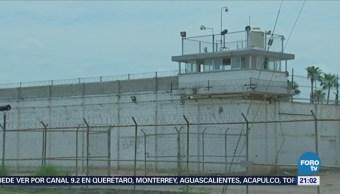 Buscan a dos reos fugados de penal en Sinaloa