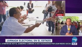 Calor Impide Salida Votantes Yucatán
