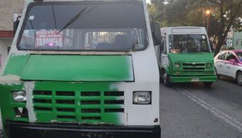 Flotilla de camiones de carga y pasaje de México es obsoleta