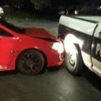 Conductor dispara a policías para evitar alcoholímetro en Cancún