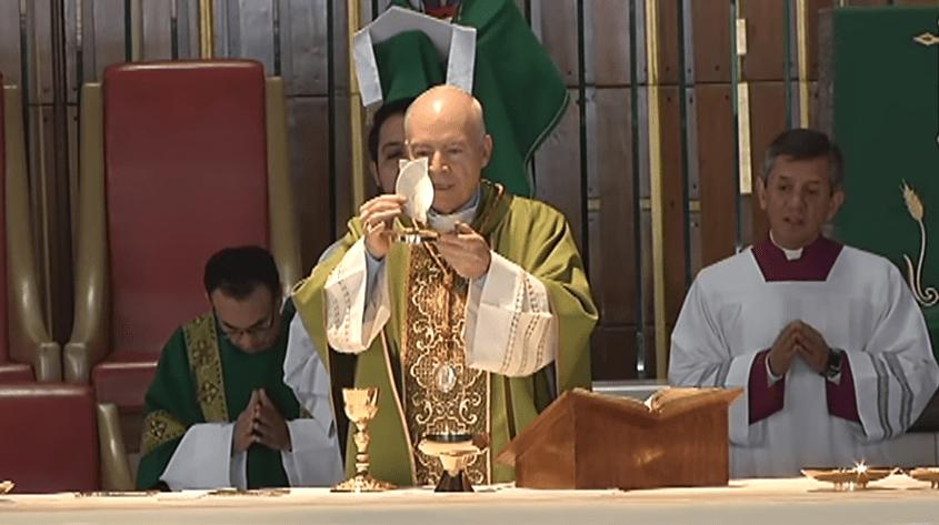 cardenal aguiar retes reconciliarse odio paz