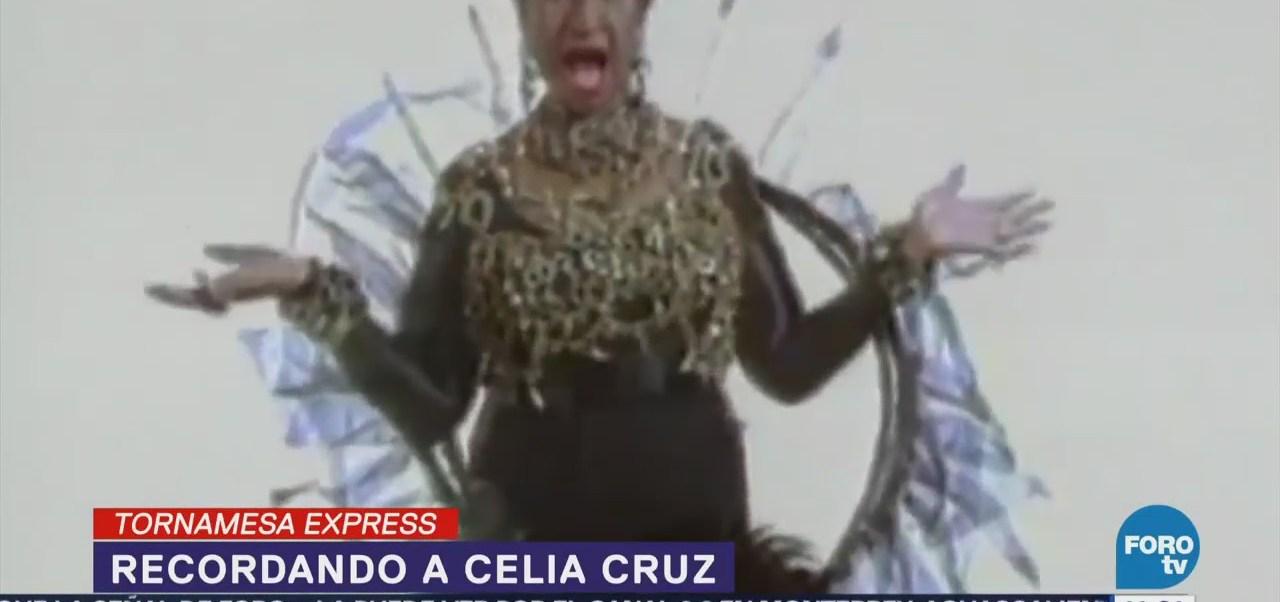 Celia Cruz, 'La reina de la salsa'