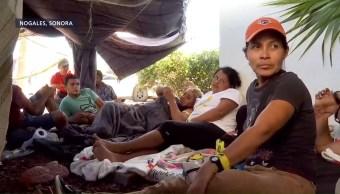 Centroamericanos Siguen Buscando Asilo Eu
