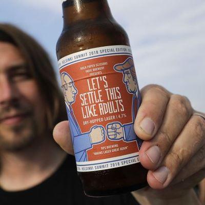 Finlandia crea una cerveza para conmemorar la cumbre Trump-Putin