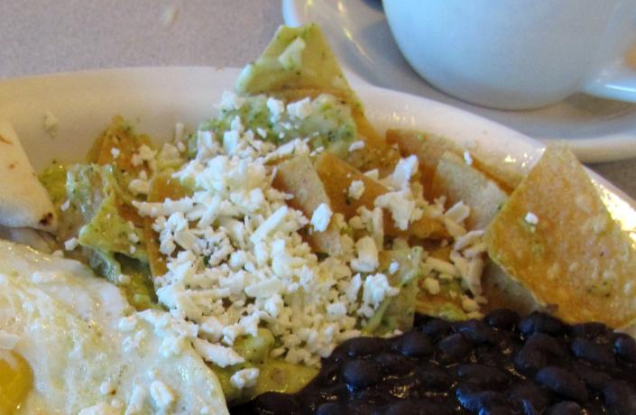 Chilaquiles de 'El Torito' ganan distintivo H, por higiene y calidad