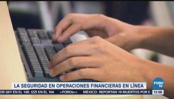 Ciberseguridad, foco principal para servicios en línea