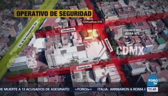 Cierran calles aledañas a la casa de transición de López Obrador