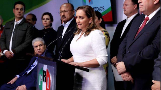 Claudia Ruiz Massieu: faltó tener posición más fuerte contra corrupción