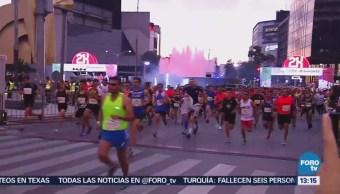 Africanos Dominaron Medio Maratón Cdmx
