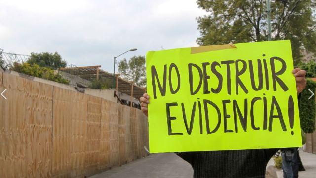 Juez califica como legal la detención del DRO del Rébsamen