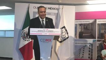 Presentan a Raymundo Collins en SSPCDMX sin ratificación