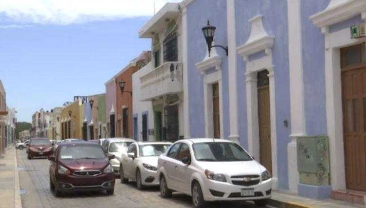 INAH protege construcciones coloniales en Campeche