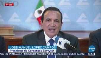 Concanaco Resalta Acuerdos Reunión Amlo