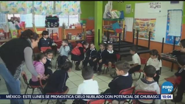 Concluye ciclo escolar 2017-2018 para calendario de 185 días