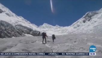 Condolencias Muerte Alpinistas Mexicanos Perú