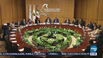 Conforman Primer Congreso Ciudad De México CDMX