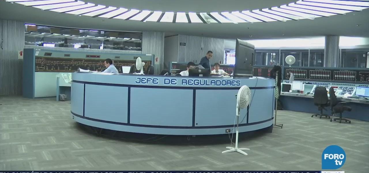 Conoce el centro de control del Metro de la Ciudad de México