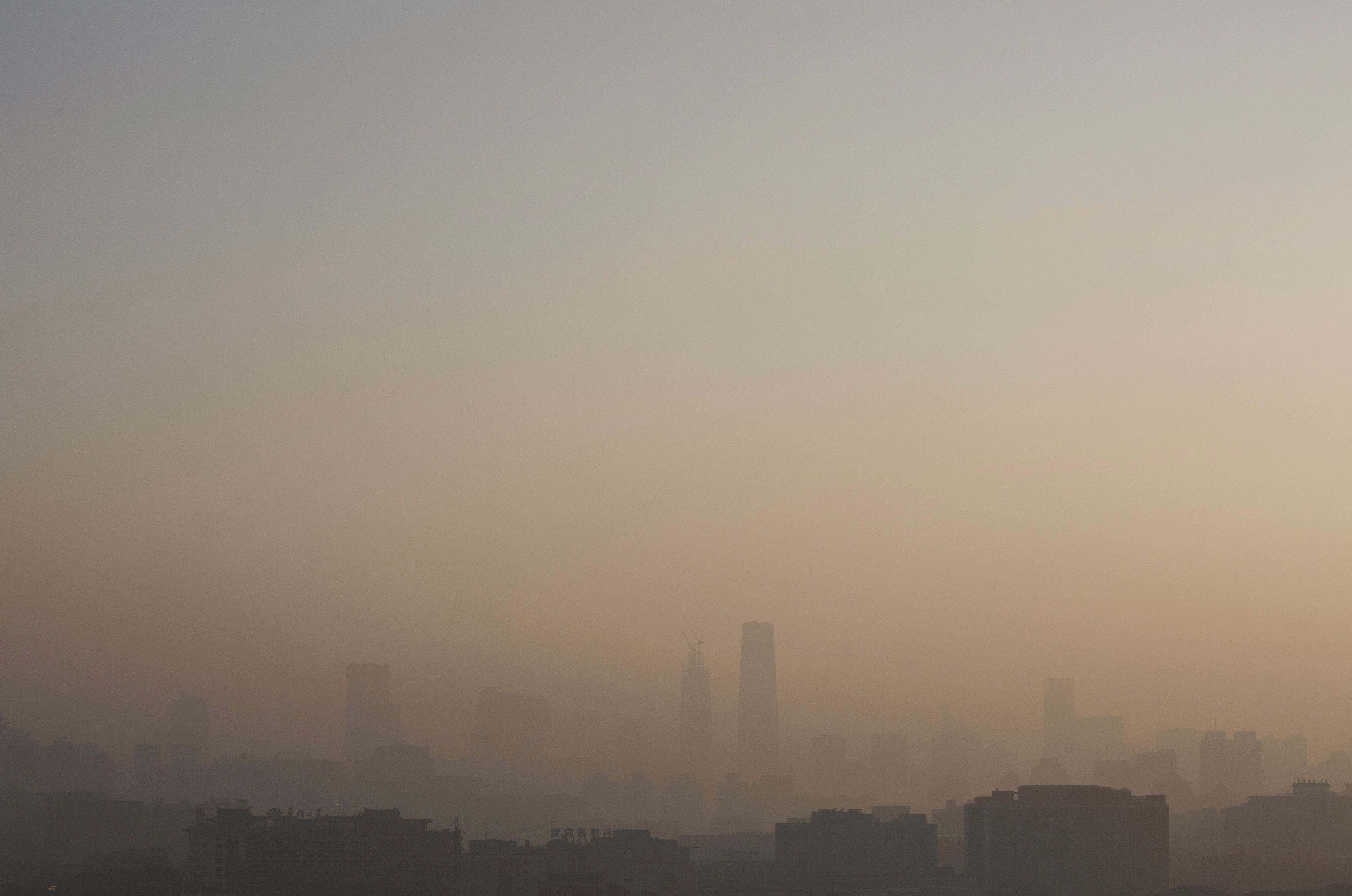 contaminacion-co2-china-beijing-calentamiento-global