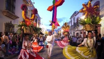 celebran tercer convite guelaguetza 2018 oaxaca