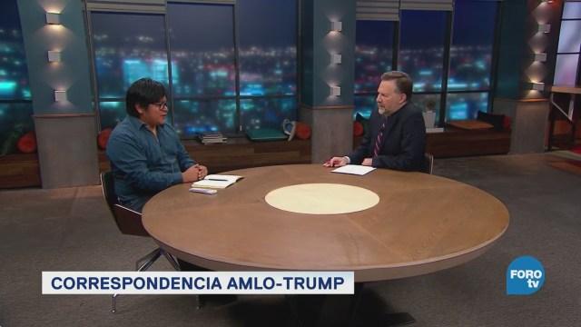 La relación Trump López Obrador