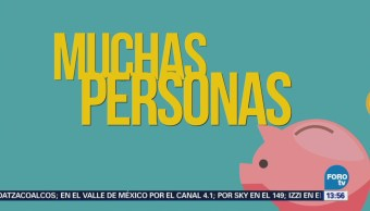 Mexicanos Gastan 28 Mil 144 Pesos Trimestrales Hogar