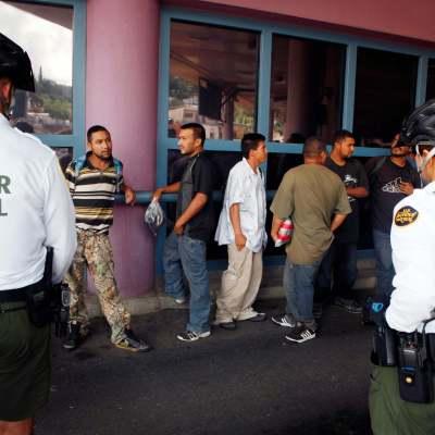 Mayoría de víctimas de trata cruzan puntos fronterizos oficiales, dice OIM