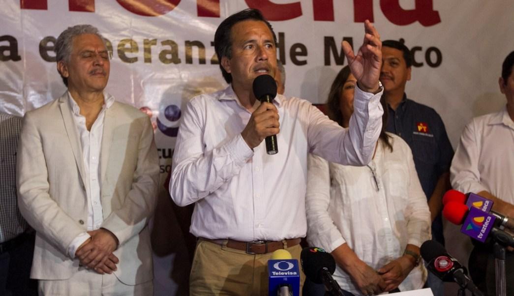domingo darán constancia mayoría Cuitláhuac García Veracruz