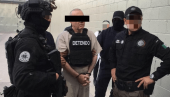 Extraditan a Dámaso 'L' a EU como potencial testigo contra 'El Chapo'