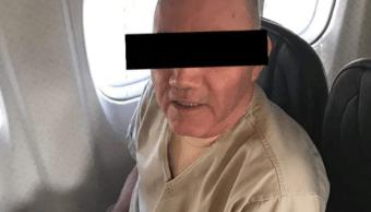 Dámaso López 'El Licenciado' comparece ante juez en EU