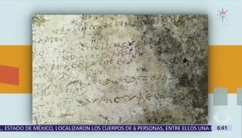 Descubren fragmento de 'La Odisea' en Grecia