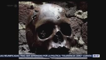 Descubren Restos Templo Mayor Cultura CDMX
