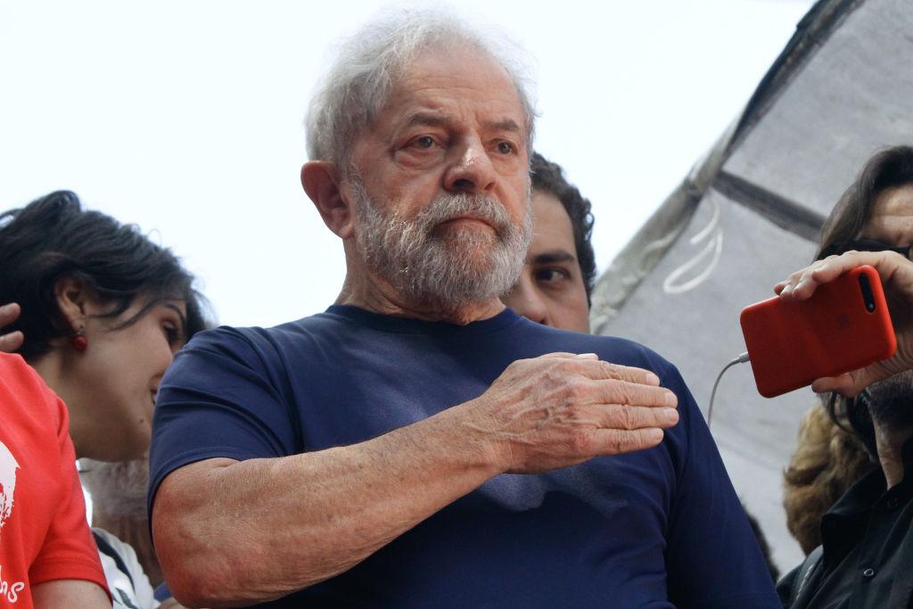 Foto: Luiz Inácio Lula da Silva, expresidente de Brasil, 30 enero 2019