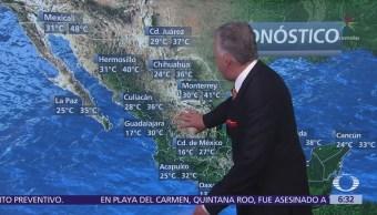 Despierta con Tiempo: Intensa onda de calor en el norte de México