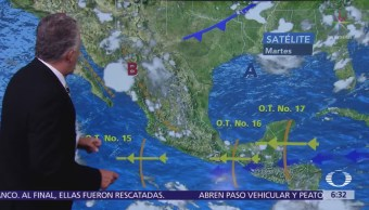 Despierta con Tiempo: Prevén cielo nublado y lluvias en Valle de México