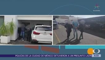 Detienen a dos operadores de 'Los Cuinis'