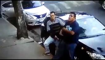 Divulgan rostros de ladrones de autopartes en delegación Álvaro Obregón
