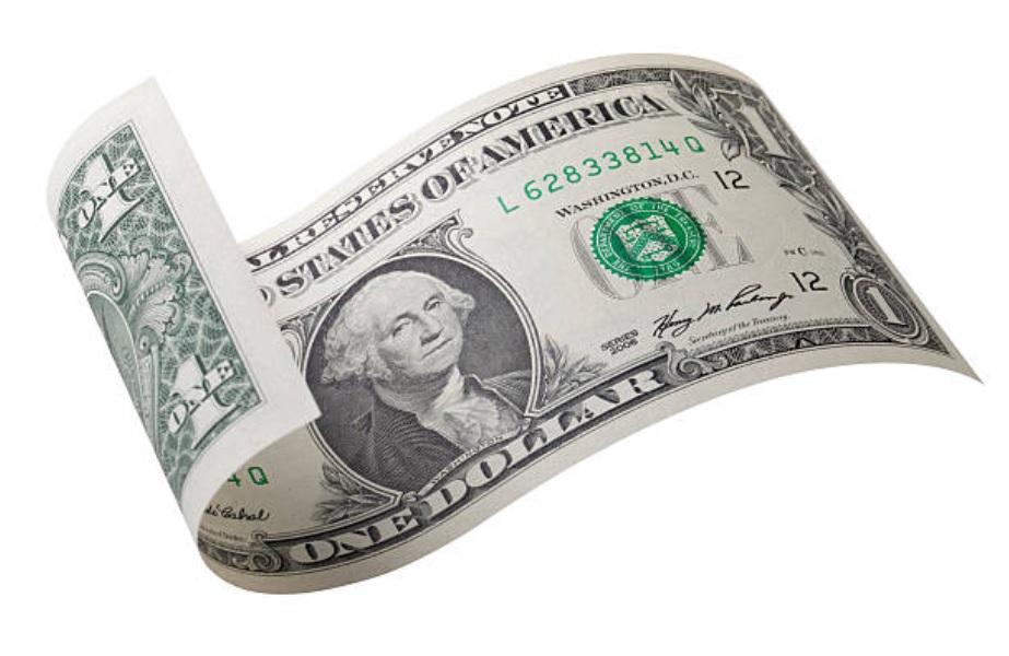 Dólar cae, se vende hasta 19.33 pesos en bancos de la CDMX