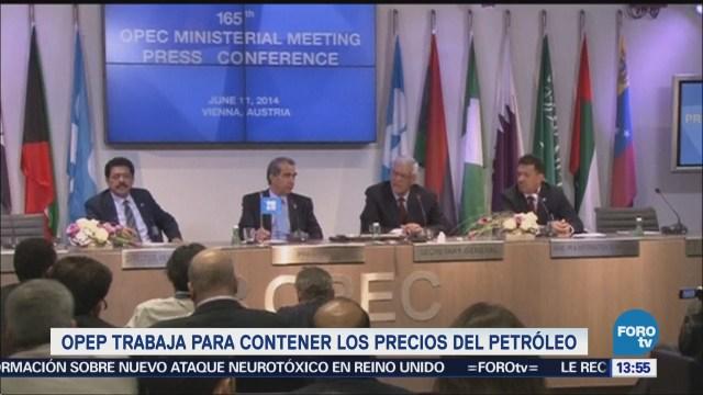 Donald Trump reitera petición a OPEP para bajar precios
