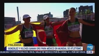 Dos Mexicanos Ganan Oro Mundial Atletismo