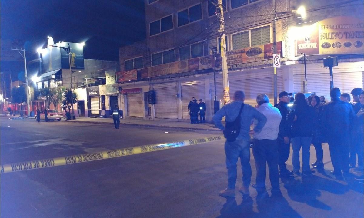 Balacera deja dos muertos y un herido en la GAM