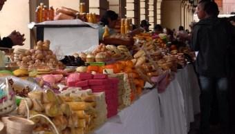 Realizan Feria Dulce Tradicional San Cristóbal de las Casas