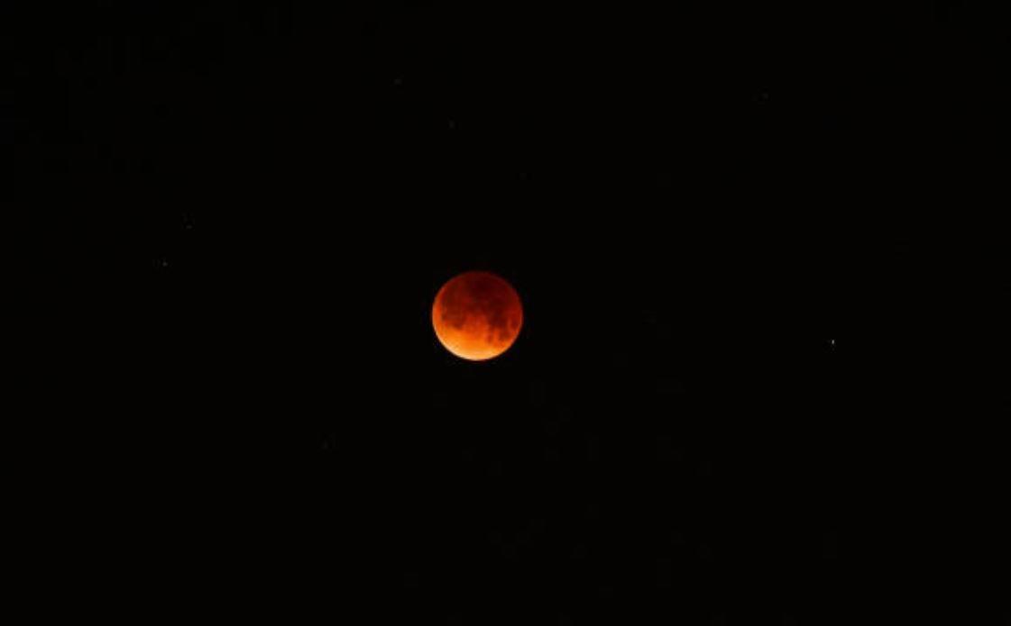 Eclipse lunar permitirá apreciar la 'Luna de Sangre'