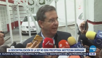 Educación Pública Alista Maletas Mudarse Puebla