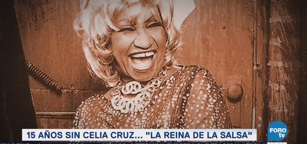Efeméride En Una Hora Celia Cruz