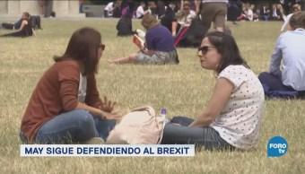 El Brexit enfrenta a May con legisladores
