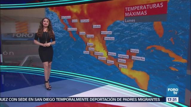 Clima Mayte Carranco Onda Tropical No.15